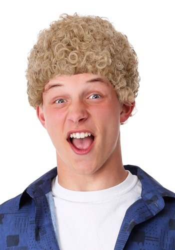 Bill & Teds Excellent Adventure Bill Wig for Adults