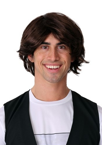 Bill & Teds Excellent Adventure Ted Wig for Adults