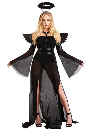 Womens Fallen Angel Costume