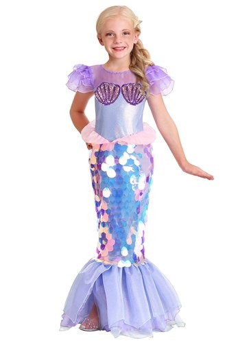 Sparkling Mermaid Costume