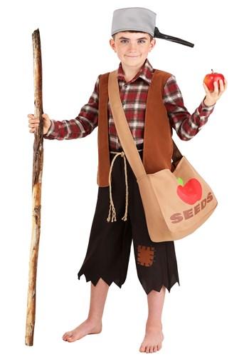 Boy's Johnny Appleseed Costume
