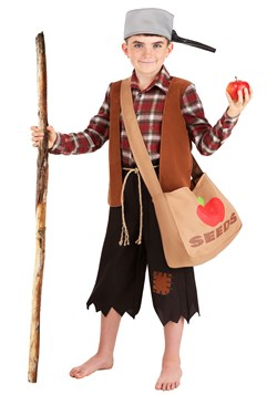 Boy's Johnny Appleseed Costume