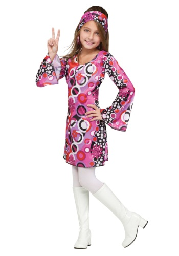 Kids Feelin Groovy Costume