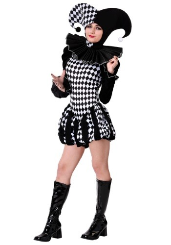 Click Here to buy Evil Clown Adult Costume from HalloweenCostumes, CDN Funds & Shipping
