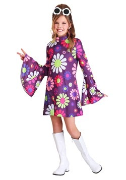 Child's Far Out Hippie Costume