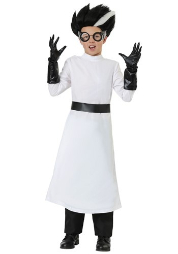 Click Here to buy Mad Scientist Costume for a Kids from HalloweenCostumes, CDN Funds
