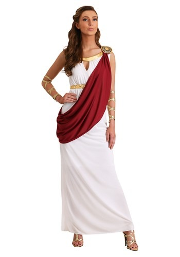 Click Here to buy Womens Olympic Empress Costume from HalloweenCostumes, CDN Funds & Shipping