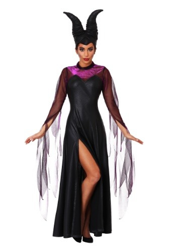 Malicious Queen Womens Costume