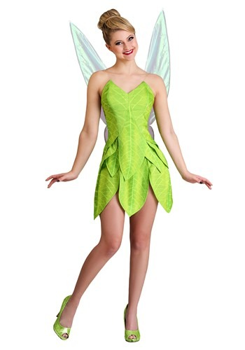 Click Here to buy Fairytale Tink Womens Costume | Tinker Fairies from HalloweenCostumes, CDN Funds & Shipping