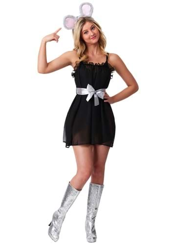 Click Here to buy Im a Mouse, Duh! Mean Girls Karen Smith Costume from HalloweenCostumes, CDN Funds & Shipping