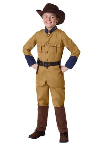 Click Here to buy Boys Teddy Roosevelt Costume from HalloweenCostumes, CDN Funds & Shipping