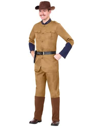 Click Here to buy Mens Teddy Roosevelt Costume from HalloweenCostumes, CDN Funds & Shipping