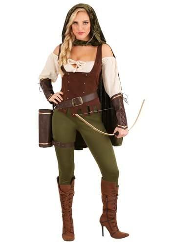 Women's Robin Hood Costume