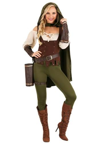 Click Here to buy Robin Hood Womens Costume from HalloweenCostumes, CDN Funds & Shipping