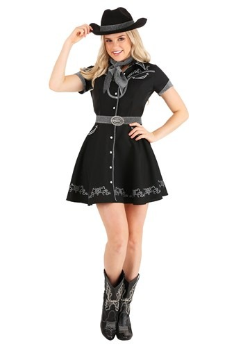 Click Here to buy Glitzy Cowgirl Womens Costume from HalloweenCostumes, CDN Funds & Shipping