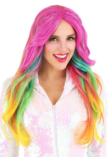 Click Here to buy Supernova Wig for Women from HalloweenCostumes, CDN Funds