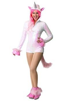 womens sequined unicorn costume