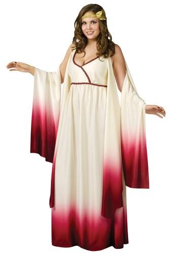 Plus Size Goddess of Love Costume
