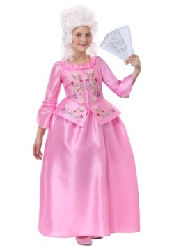 Marie Antoinette Girls Costume