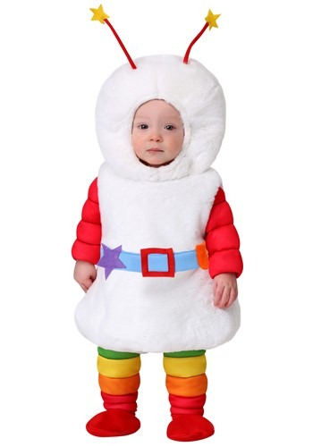 Click Here to buy Baby Rainbow Brite Sprite Costume from HalloweenCostumes, CDN Funds & Shipping