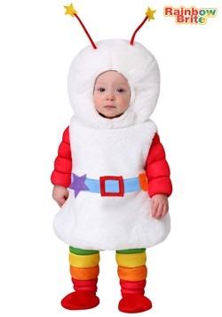 Toddler Rainbow Brite Sprite Costume