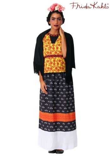 Women's Frida Kahlo Costume