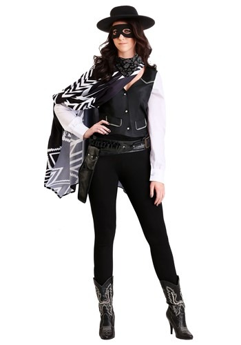 Click Here to buy Plus Size Bad Bandit Womens Costume from HalloweenCostumes, CDN Funds & Shipping