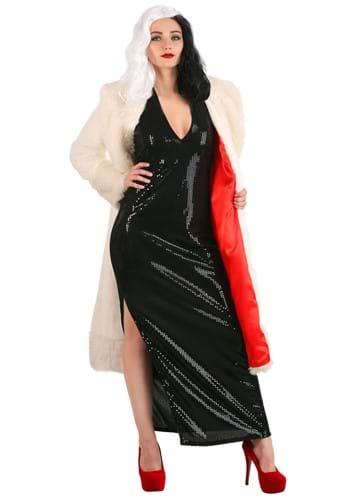 Women Evil Madam Costume