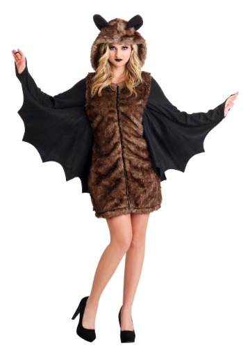 Deluxe Womens Bat Costume