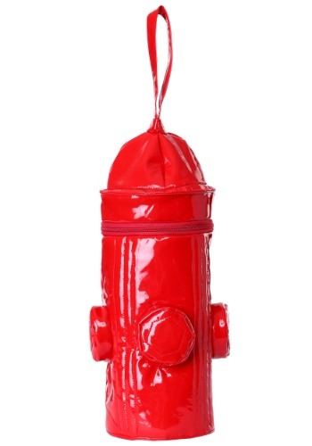 Red Fire Hydrant Purse
