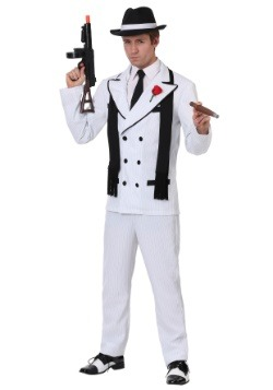 Men's Greedy Gangster Costume