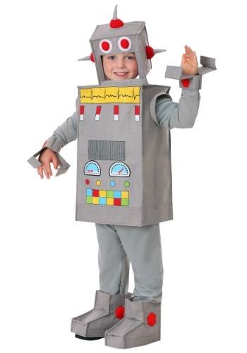 Robot Rascal Toddler Costume