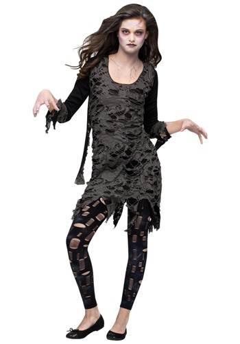 Click Here to buy Teen Living Dead Costume from HalloweenCostumes, CDN Funds & Shipping