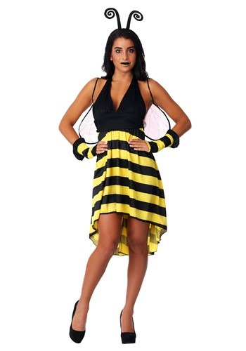 Womens Bumble Bee Beauty Costume