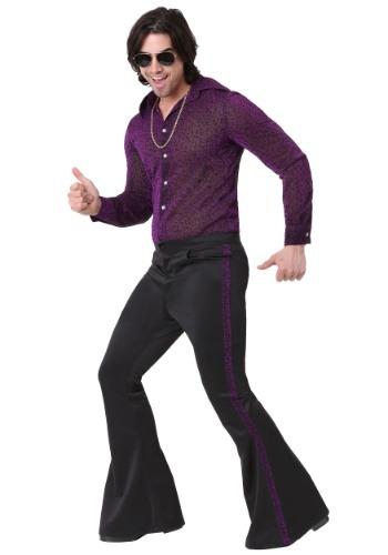 Men's Dazzling Disco Dude Costume