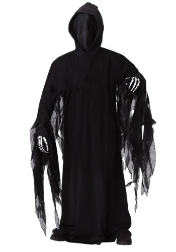 Click Here to buy Kids Dark Reaper Costume from HalloweenCostumes, CDN Funds & Shipping