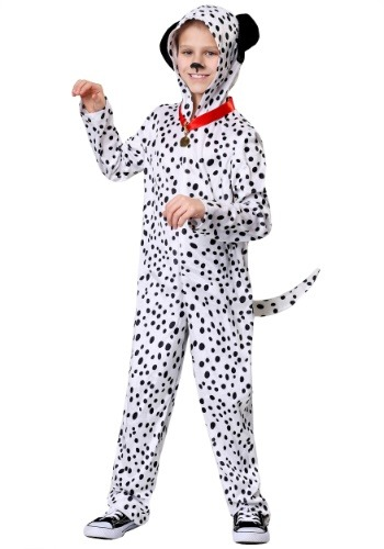 Delightful Dalmatian Child Size Costume