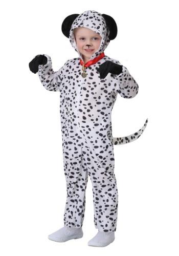 Toddler Delightful Dalmatian Costume