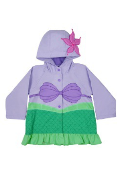 Little Mermaid Ariel Raincoat