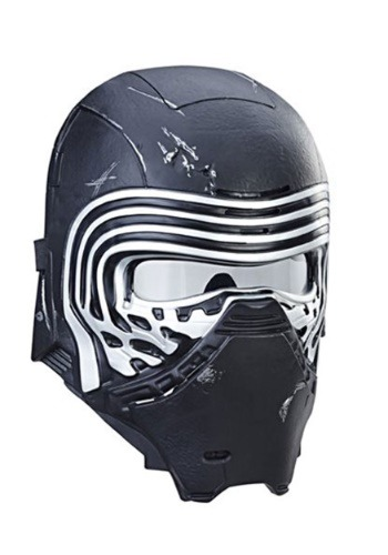Click Here to buy Star Wars: The Last Jedi Kylo Ren Electronic Mask from HalloweenCostumes, CDN Funds & Shipping