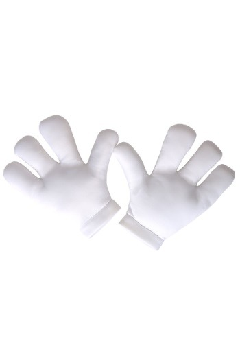 Adult Giant Cartoon Hand Gloves