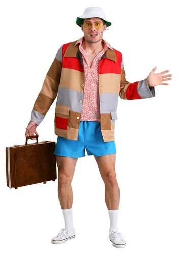 Click Here to buy Fear and Loathing in Las Vegas Raoul Duke Deluxe Costume from HalloweenCostumes, CDN Funds & Shipping