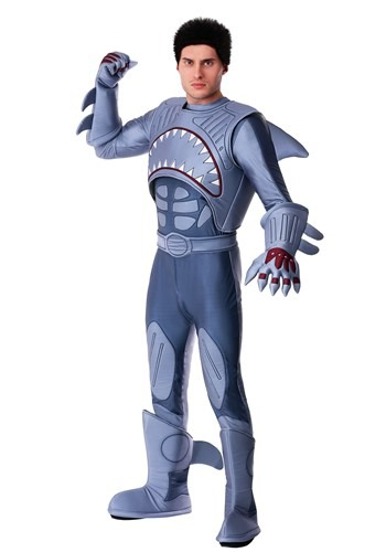 Sharkboy Adult Size Costume