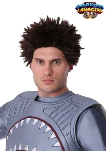 Exclusive Adult Sharkboy Wig