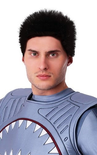Exclusive Sharkboy Adult Wig