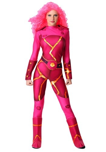 Adult Lava Girl Costume