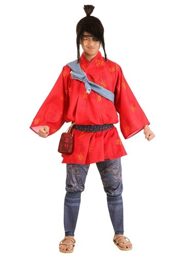 Kubo Costume for Adults