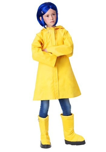 Girls Coraline Costume