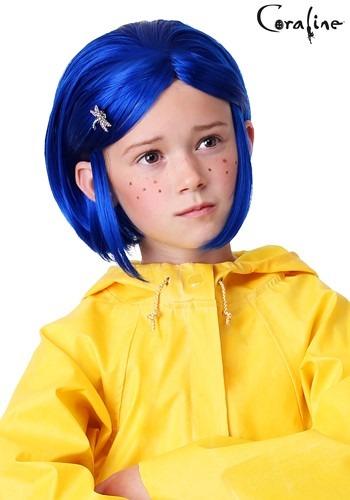 Child Coraline Wig