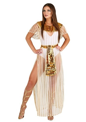 Sheer Cleopatra Womens Costume